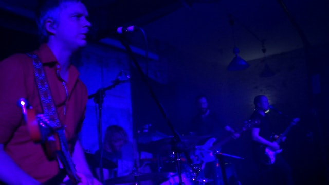 Vennart - The Frame / Part Cardiac (Live at The Soup Kitchen, Manchester)