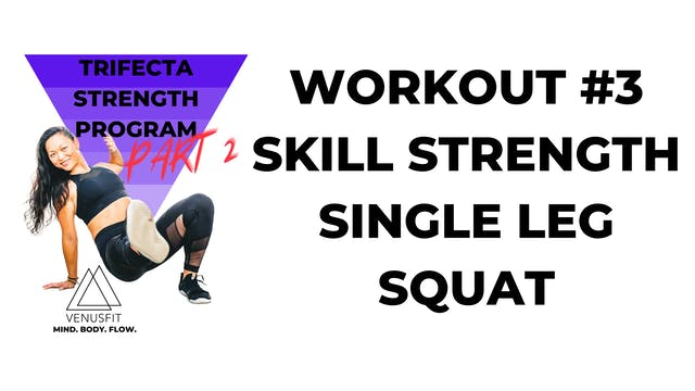 TRIFECTA PART 2 - Workout #3 - Skill ...