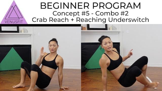 Beginner Program - Concept #5: Combo #2