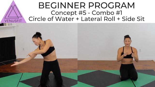 Beginner Program - Concept #5: Combo #1