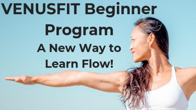 VenusFit Beginner Program