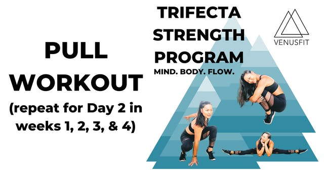 Trifecta Strength Program - DAY 2 - PULL