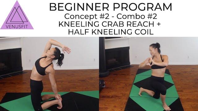 Beginner Program - Concept #2: Combo #2