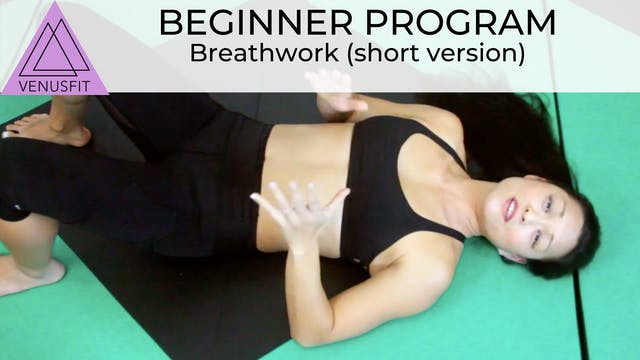 Beginner Program - Breathwork (Short ...