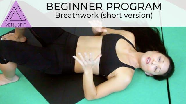 Beginner Program - Breathwork (Short Version)