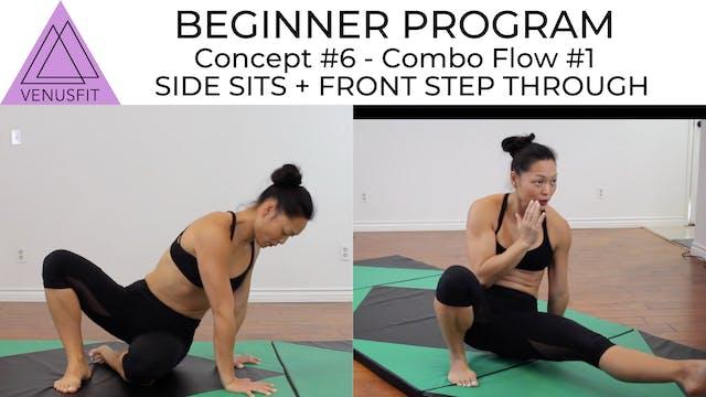 Beginner Program - Concept #6: Combo #1
