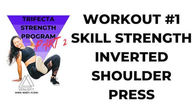 TRIFECTA PART 2 - Workout #1 - Skill ...