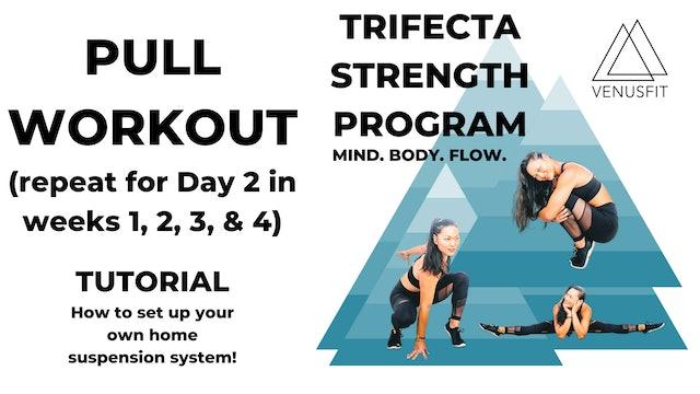 Trifecta Program - Day 2 - PULL