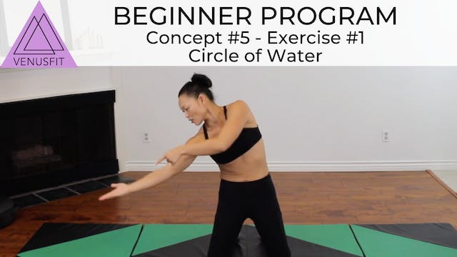 Beginner Program - Concept #5: Exercise #1 - Circle of Water