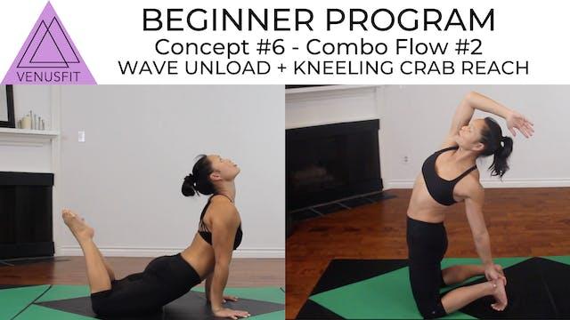 Beginner Program - Concept #6: Combo #2