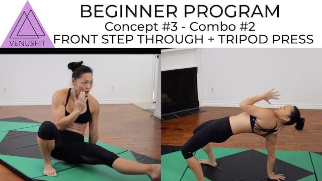 Beginner Program - Concept #3: Combo #2