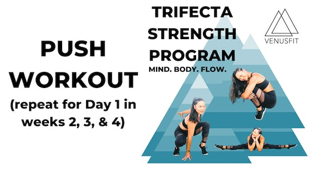 Trifecta Strength Program - PUSH - DA...