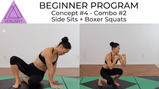 Beginner Program - Concept #4: Combo #2