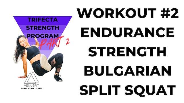 TRIFECTA 2 - Workout #2 - Endurance (...
