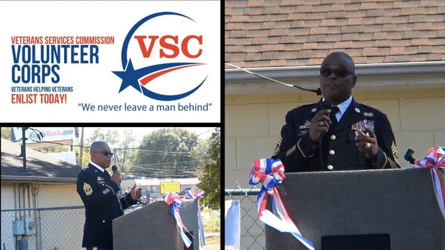 SGM Joe Tracy speaks at 1st Reinvest ...
