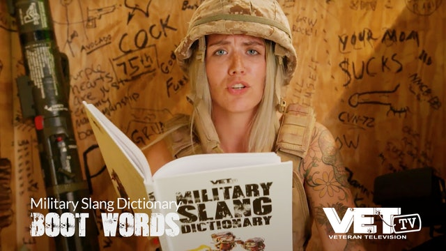 Boot Diversity | Military Slang Dictionary