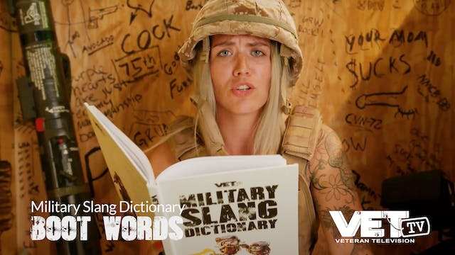 Boot Diversity | Military Slang Dicti...