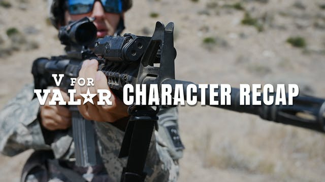 Character Recap | V for Valor