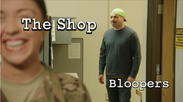 The Shop | Bloopers