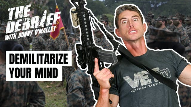 Demilitarize Your Mind | EP10