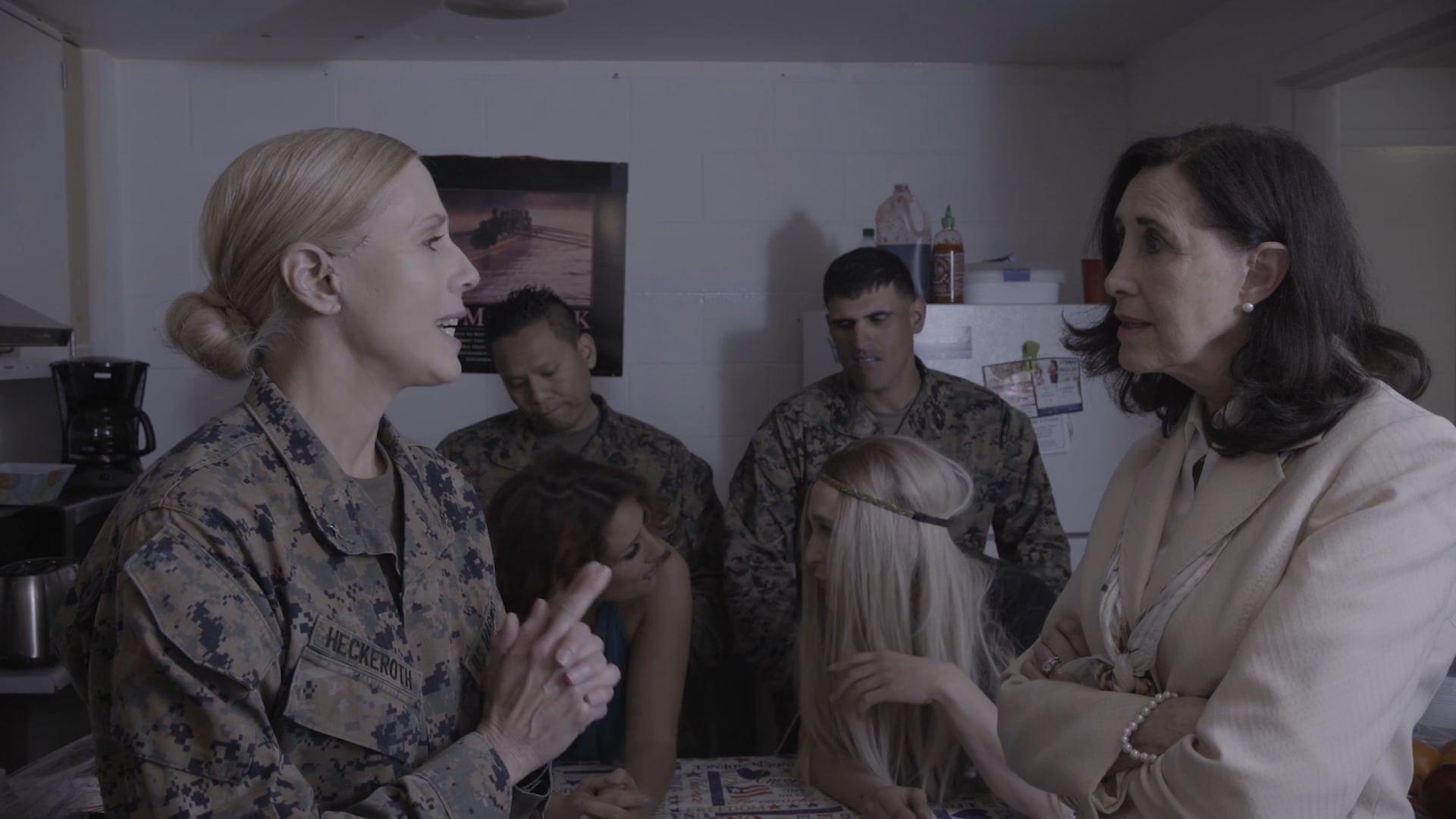 Military love sex