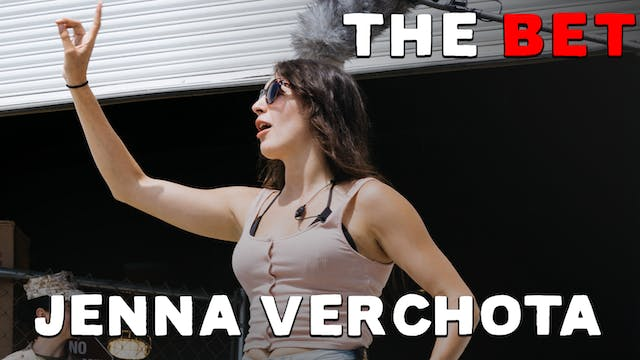 Jenna Verchota | The Bet