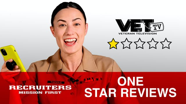 Recruiters React to One Star Reviews