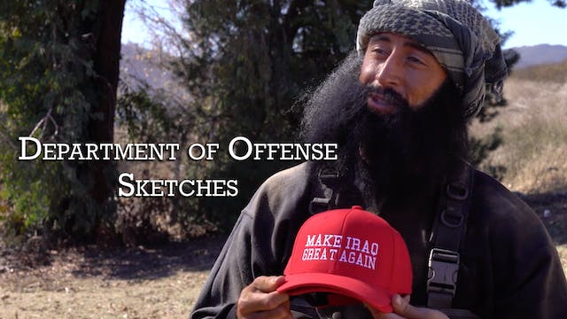 Department of Offense - Sketches