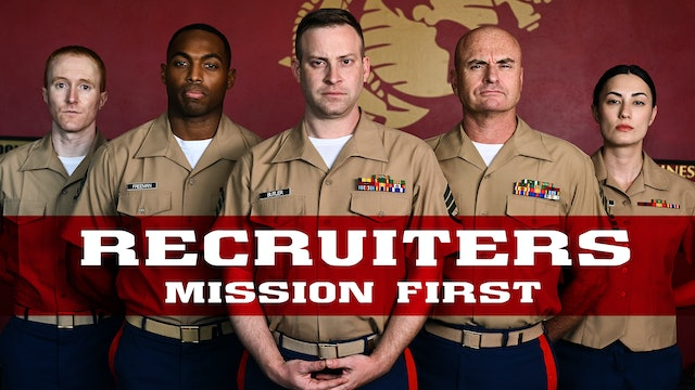 Recruiters: Mission First