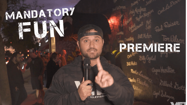Mandatory Fun | The Premiere