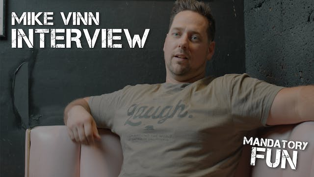 Mike Vinn, USMC | Interview