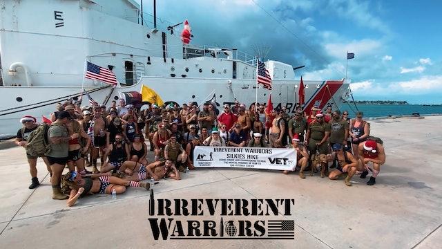 The Hike Back | Irreverent Warriors