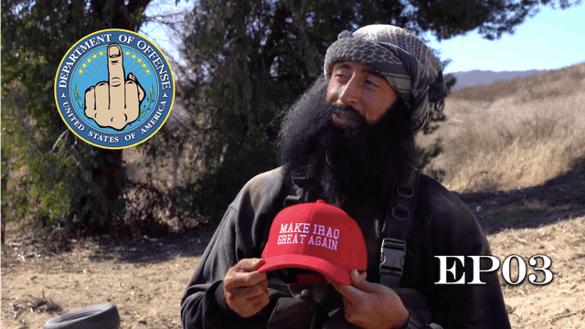 ISIS Terrain Model | EP03