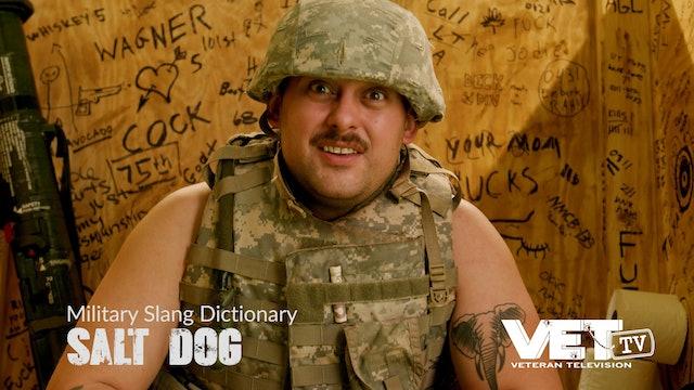 Salt Dog | Military Slang Dictionary