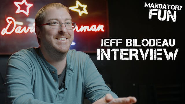 Jeff Bilodeau, USAF | Interview