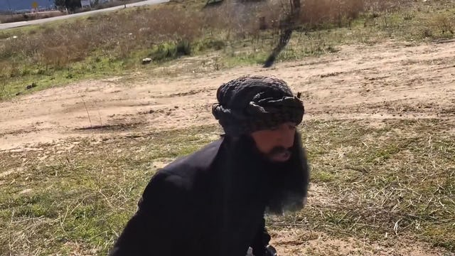ISIS Stolen Valor
