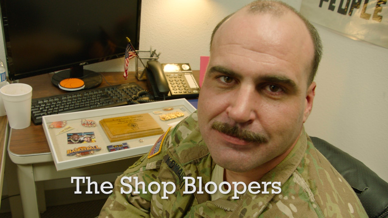 The Shop - Bloopers