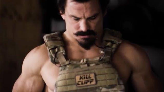 Kill Cliff - Josh Bridges, Navy SEAL ...