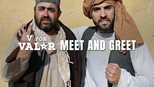 Meet and Greet | V for Valor