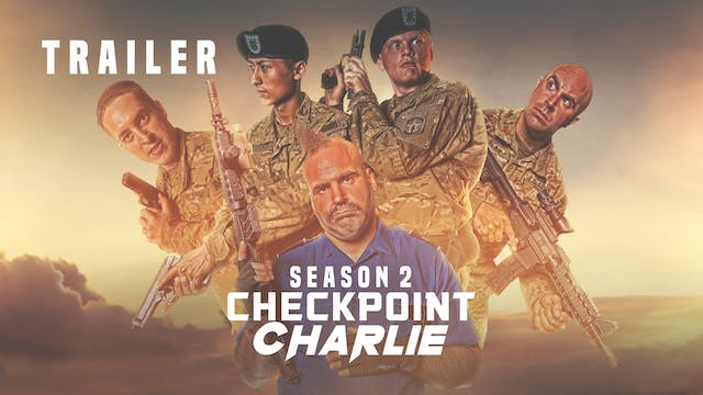 Checkpoint Charlie Season 2 | Trailer