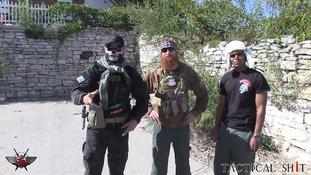 Terrorist Baiting