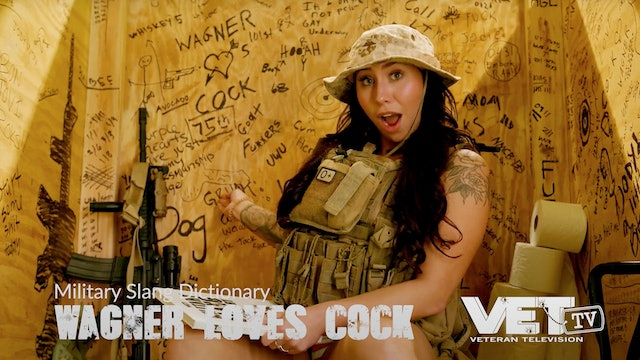Wagner Loves C*ck | Military Slang Dictionary