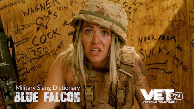 Blue Falcon | Military Slang Dictionary
