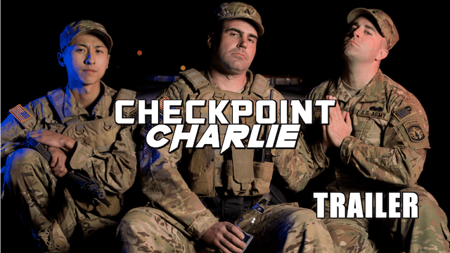 Checkpoint Charlie | Trailer