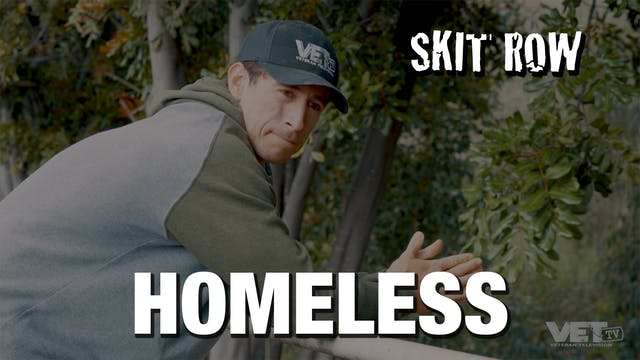Skit Row | Homeless