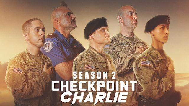 Checkpoint Charlie Season 2
