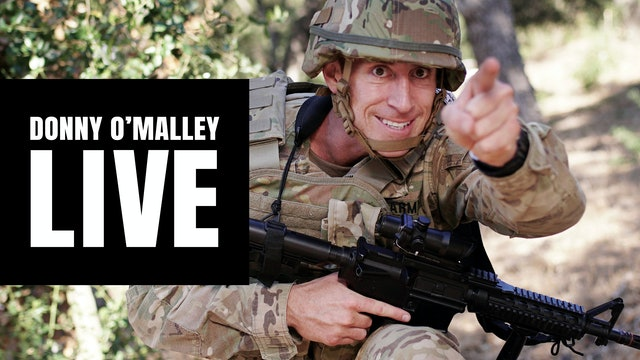 VET Tv Live | AMA with Donny O'Malley