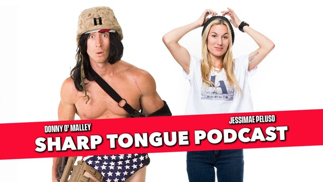 Sharp Tongue Podcast