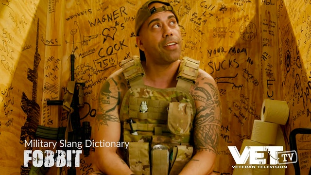 Fobbit | Military Slang Dictionary