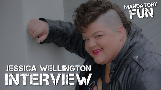 Jessica Wellington, USAF | Interview